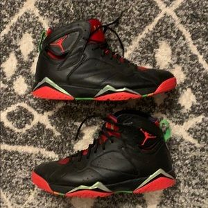 Nike Jordan's retro 7 Marvin the Martian